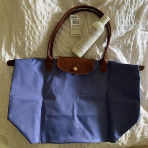 Longchamp shoulder tote brand new with tag